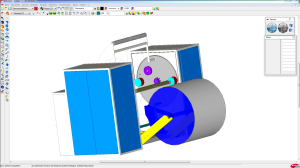 3 D CAD workstations for the highest standards